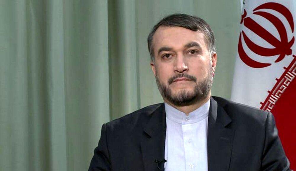 واکنش جدید امیرعبداللهیان پس از عضویت ایران در شانگهای