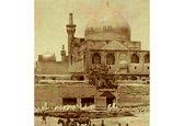 عکس دیده نشده از حرم امام رضا در دوران قاجار