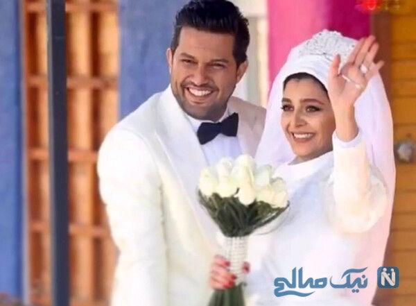 حامد بهداد در سریال  دل +عکس