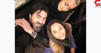 محمدرضا علیمردانی از همسرش رونمایی کرد +عکس