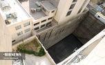 نگرانی تهرانی ها از گود خطرناک 35 متری در مرزداران! +تصاویر