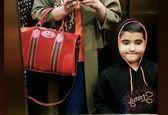 تیپ میلیونی سپیده خداوردی و پسرش+عکس