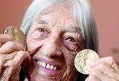 جشن تولد صد سالگی پیرترین زن قهرمان المپیک +عکس