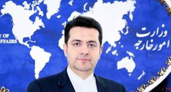 موسوی: تصمیمی برای خروج از NPT نداریم