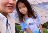 تیپ خاص مهناز افشار و دخترش در پیکنیک!+عکس