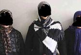 دستگیری 3 زن گردنکلفت!+عکس