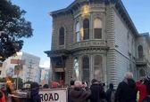 ویدئویی جالب از جابجایی یک خانه ۱۳۹ ساله