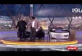 حرکات موزون شهاب حسینی با نقی و ارسطو+فیلم