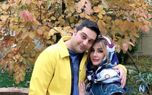 تیپ متفاوت نیوشا ضیغمی و همسرش در سالگرد ازدواجشان +عکس