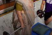 ماجرای عجیب مادربزرگ هندی که وزنهبردار شد + عکس