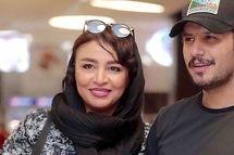 ماجرای عشق و عاشقی های جواد عزتی و همسرش مه لقا  لو رفت / کلیپ جنجالی