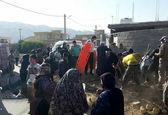 مرد باشتی زنده زنده در گودال مرگ دفن شد+ عکس